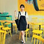 韓国ファッションの春コーデを集めてみました!
