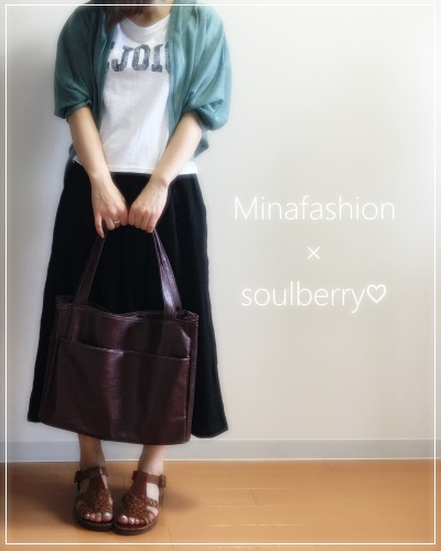 minafashion×soulberry