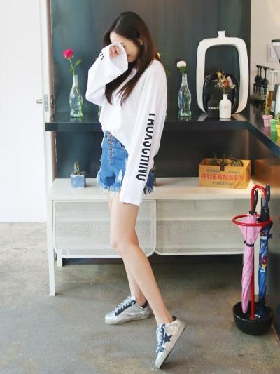 国内で韓国服を買うならココ♪韓国カジュアル秋コーデにFREM