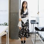 春コーデの定番・ブラウスを大人可愛いHANILOOKで♪個性的な韓国ファッション♪