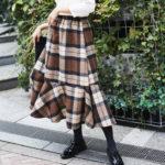 秋はチェックに夢中♡2017年チェック柄の30代女子コーデまとめ!