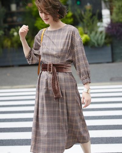 b9e23d8c42bd1 グレンチェックの服で叶える秋の大人向けマスキュリンスタイル ...