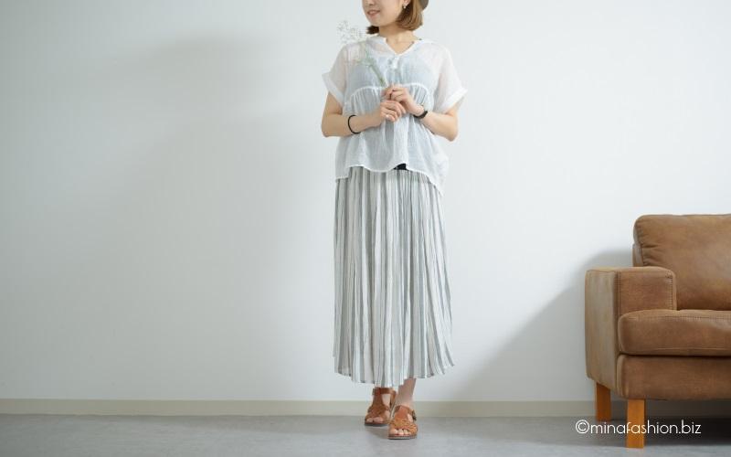 soulberry(ソウルベリー)夏コーデ