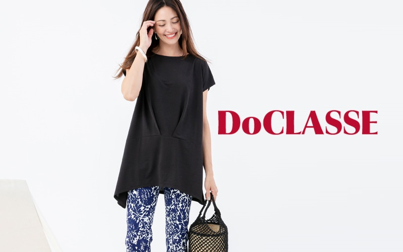 DoCLASE×minafashion