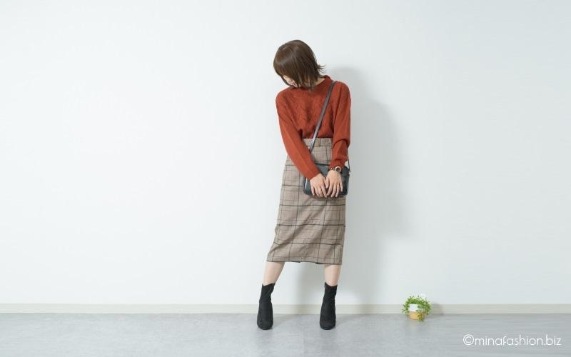 9月アラサー女子の秋ファッション
