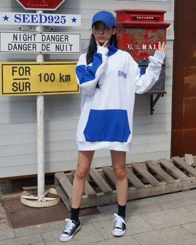 bulling girlsの韓国ファッション