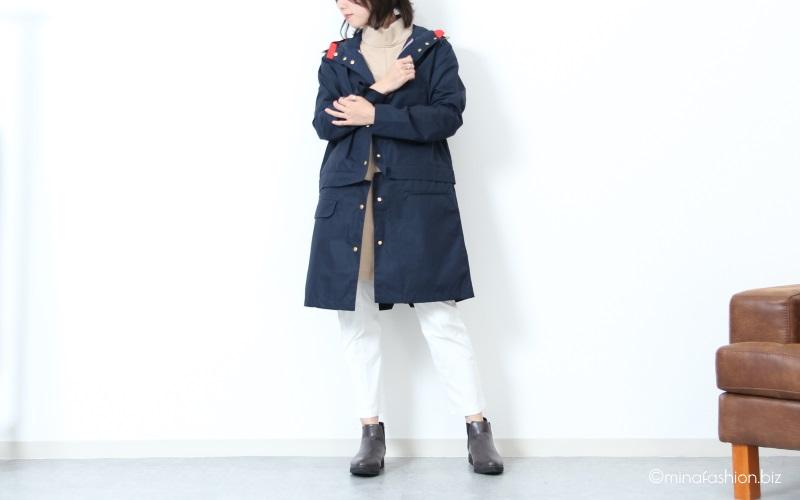 40代秋冬コーデDoCLASSE(ドゥクラッセ)