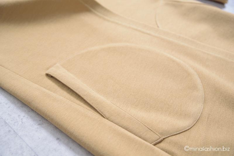 【レビュー】リボン袖が大人可愛いスカラシップ羽織コート