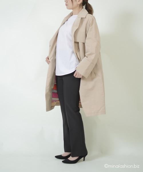 DoCLASSE 春のきれいめ大人カジュアル・DoCLASSE 通勤スタイル新作コーデレポ