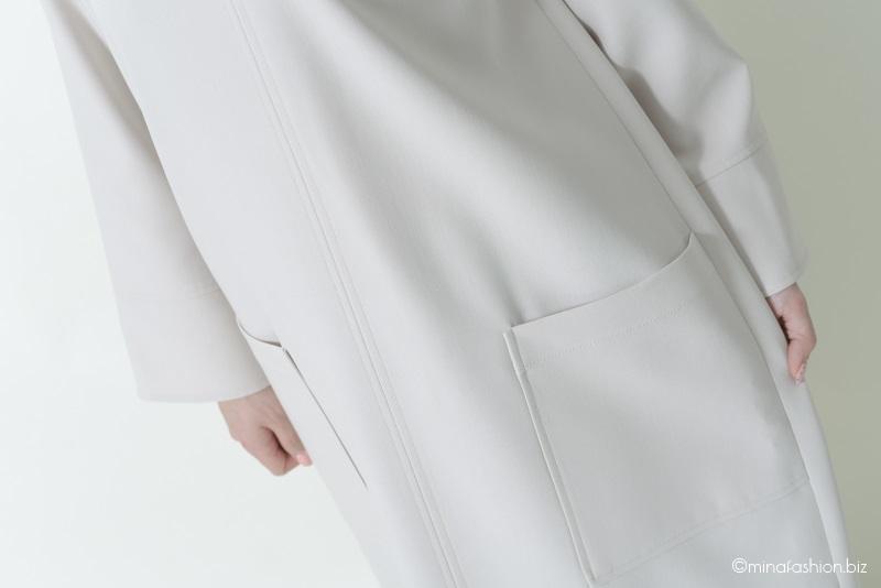 0DoCLASSE 春のきれいめ大人カジュアル・DoCLASSE 通勤スタイル新作コーデレポ