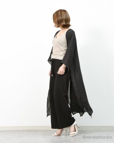 ストリート×ナチュラル服で魅せる都会的なアラサー春夏コーデレポ