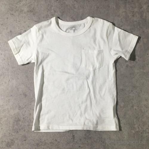デビロック パック入りクルーネック半袖Tシャツ 799円