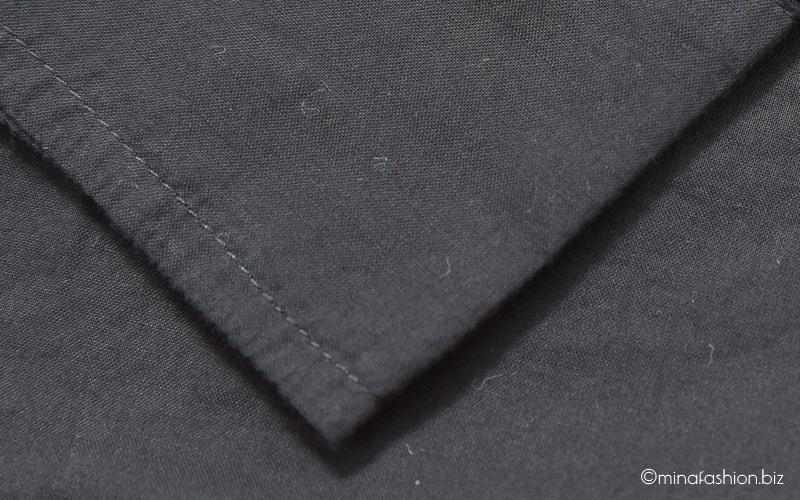 DoCLASSEピュアコットン・ベーシックシャツ