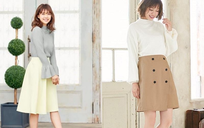 30代ファッション・神戸レタス