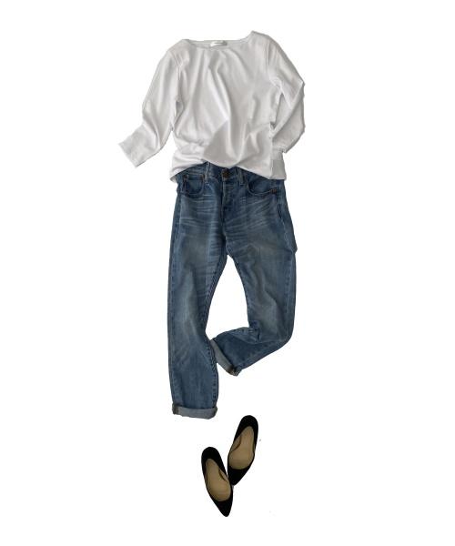150cm以下の低身長でも子供っぽくならない服選び