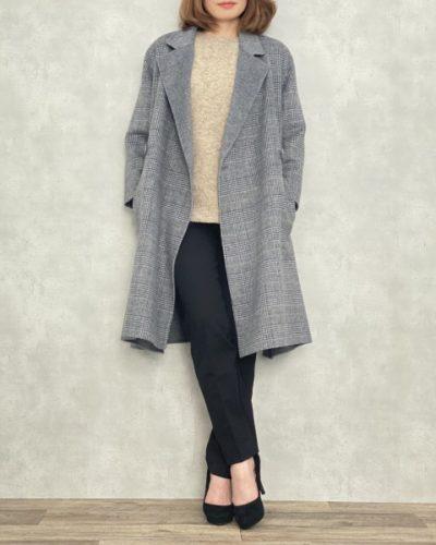 DoCLASSE2019冬の40代通勤・日常ファッション