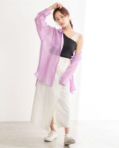 10代女性の2020年春夏トレンドファッション