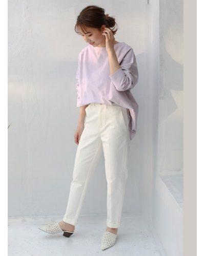 2020年30代女性の春夏トレンドファッション・オーバーサイズ