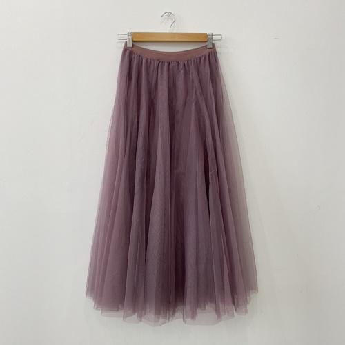 fifth チュールロングスカート