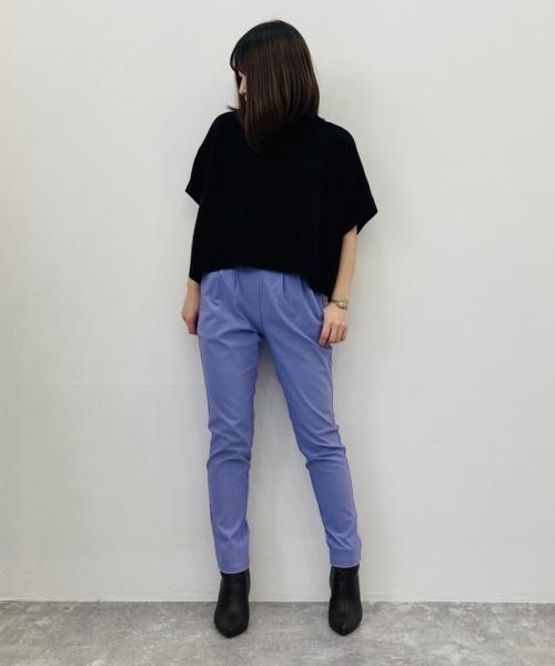 BouJeloud 花粉ガード×撥水 HAKIYASE ストレッチパンツ