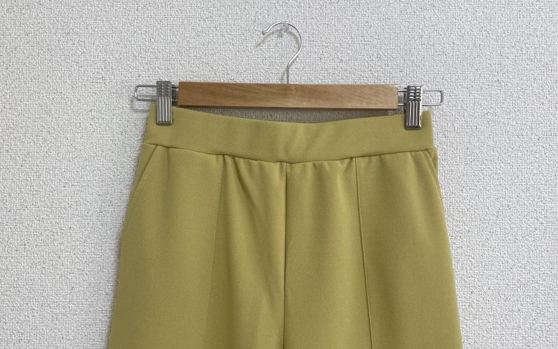 DoCLASSE フレクシージョーゼット・クロップドワイド 5,489円(税込)